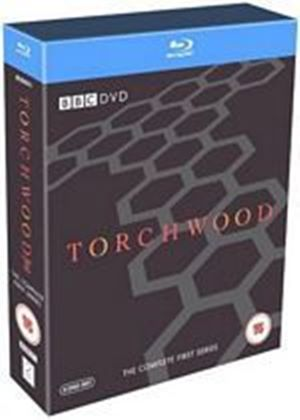 Torchwood - Series 1 (Blu-Ray)