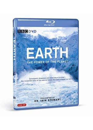Earth - The Power Of The Planet (Blu-Ray)