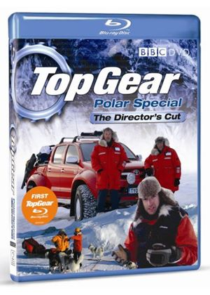 Top Gear - The Great Adventures - Polar Special (Blu-Ray)