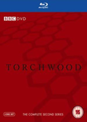 Torchwood - Series 2 (Blu-Ray)