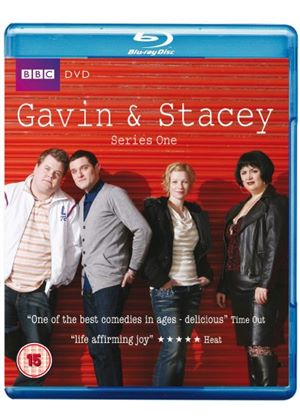 Gavin And Stacey - Series 1 (Blu-Ray)