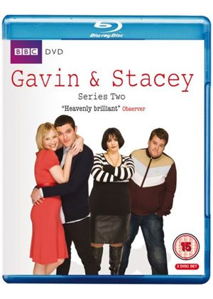 Gavin And Stacey - Series 2 (Blu-Ray)