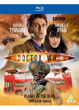 Doctor Who - The New Series: Planet of the Dead (2009) (Blu-ray)