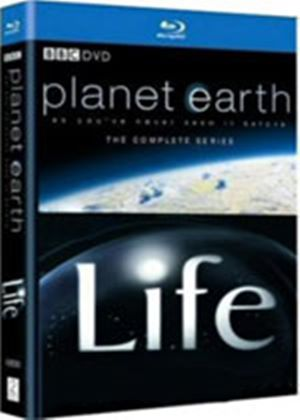 Planet Earth / Life (Blu-Ray)