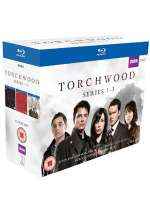 Torchwood - The Collection (Blu-Ray)