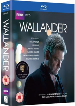 Wallander - Series 1-2 (Blu-Ray)