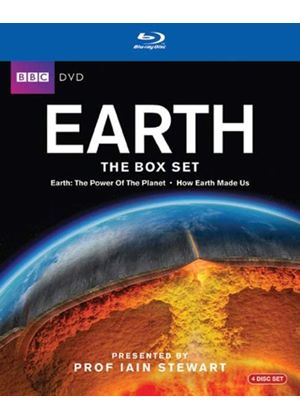 Earth - The Box Set (Blu-Ray)