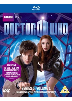 Doctor Who - Series 5 Vol.1 (Blu-Ray)