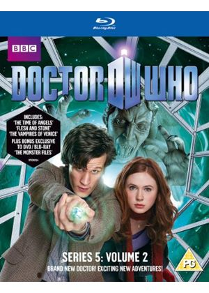 Doctor Who - Series 5 Vol. 2 (Blu-Ray)