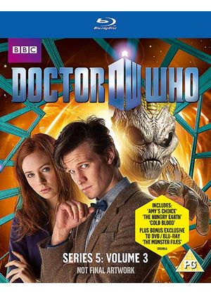 Doctor Who - Series 5 Vol.3 (Blu-Ray)