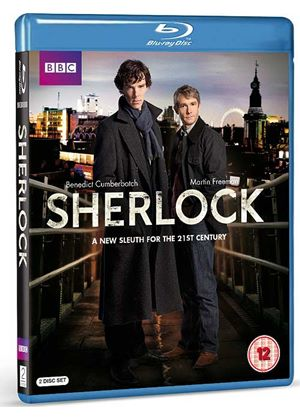 Sherlock - Series 1 (Blu-Ray)