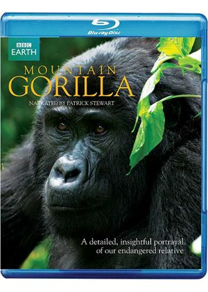 Mountain Gorillas (Blu-Ray)