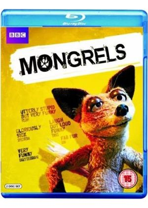 Mongrels - Series 1 (Blu-Ray)