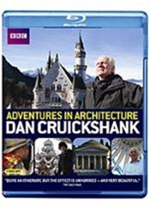 Dan Cruickshank's Adventures In Architecture (Blu-Ray)