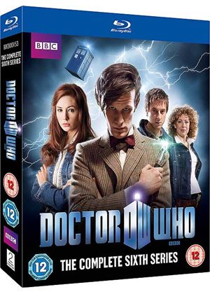 Doctor Who - The New Series: The Complete Series 6 (Blu-ray)