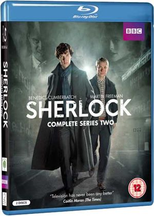 Sherlock - Series 2 (Blu-Ray)