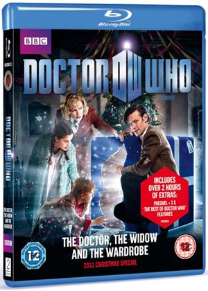 Doctor Who Christmas Special 2011 - The Doctor, the Widow and the Wardrobe (Blu-Ray)