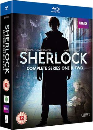 Sherlock - Series 1 and 2 (Blu-ray)