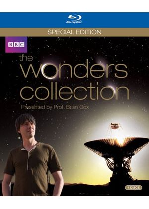 The Wonders Collection - Special Edition (Wonders of the Universe/Solar System) (Blu-ray)