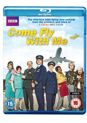 Come Fly with Me - Series 1 (Blu-ray)