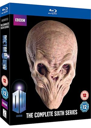 Doctor Who: The Complete 6th Series - Limited Edition (Blu-ray)