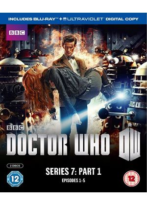 Doctor Who - Series 7 Part 1 (Blu-Ray)