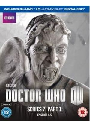 Doctor Who - Series 7 Part 1 Weeping Angels Limited Edition (Blu-Ray)
