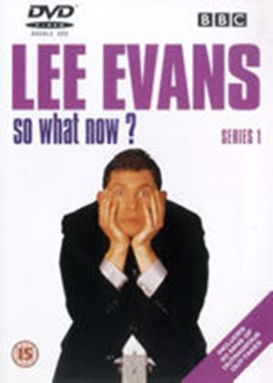 Lee Evans-So What Now? Ser.1