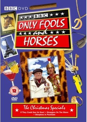 Only Fools And Horses - Christmas Specials (Box Set)