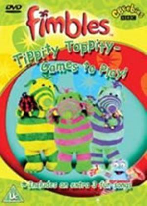 Fimbles - Tippity Toppity Games And Playthings