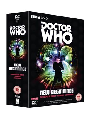 Doctor Who - New Beginnings (The Keeper of Traken/Logopolis/Castrovalva)