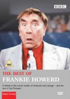 Comedy Greats - Frankie Howerd