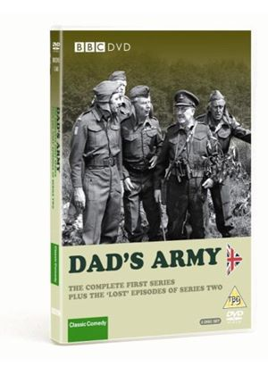 Dads Army - The Complete First Series Plus the Lost Episodes of Series Two