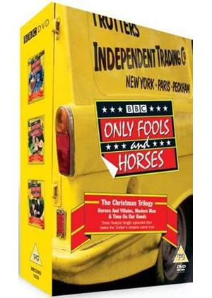 Only Fools And Horses - 1996 Christmas Trilogy