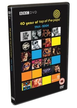 Top Of The Pops - 40th Anniversary