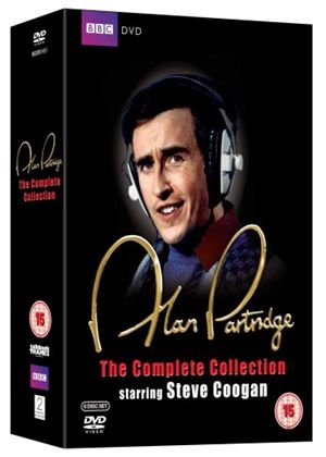 Alan Partridge - The Complete Box Set