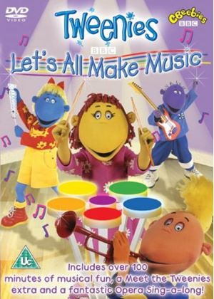 Tweenies - Lets All Make Music