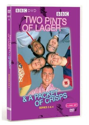 Two Pints Of Lager And A Packet Of Crisps - Series 3 And 4
