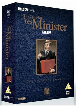 The Complete Yes Minister - Collector's Boxset