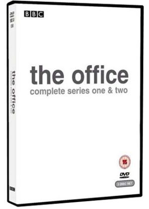 The Office - Series 1 And 2 (Box Set) (Ricky Gervais)