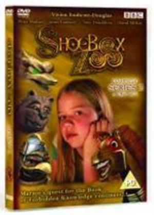 Shoebox Zoo - Series 2 (Two Discs)