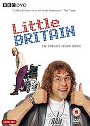 Little Britain - Series 2 (2 Discs)