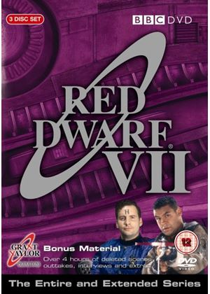 Red Dwarf Series 7 (Three Discs)
