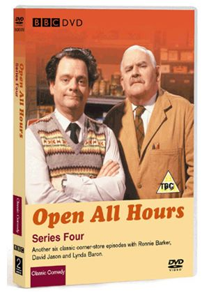 Open All Hours: The Complete Series 4 (1985)