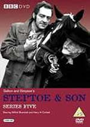 Steptoe And Son - Series 5 (DVD)
