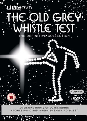 Old Grey Whistle Test, The - Vols. 1 To 3 (Four Discs)