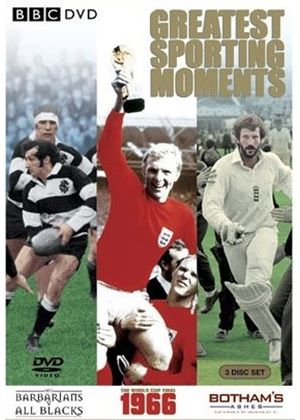Sporting Moments (Box Set) (Three Discs)