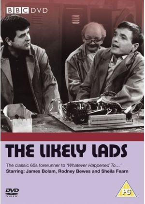 The Likely Lads: Surviving Episodes From BBC Series 1-3