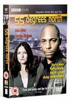 55 Degrees North - Series 1 And 2 (Box Set)