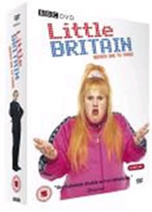 Little Britain - Series 1-3 (Box Set)